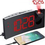 picteck digital alarm clocks