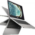 asus chromebook flip business laptop