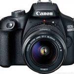 canon EOS rabel T100 cameras