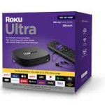 Roku ultra streaming devices