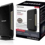 Netgear nighthawk modems
