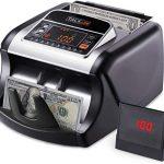 Teraputics money counting machine