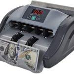 Kolibri money counting machines