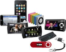 Portable media players