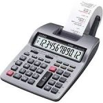 Casio inc HR-100TM printing Calculator