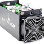 bitmain Antminer s5 Bitcoin Hardware Miners