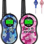 Huaker kids walkie talkies