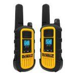 DE walt walkie talkies
